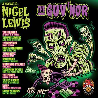 TRIBUTE TO NIGEL LEWIS : Various Artists : The  Guv'nor