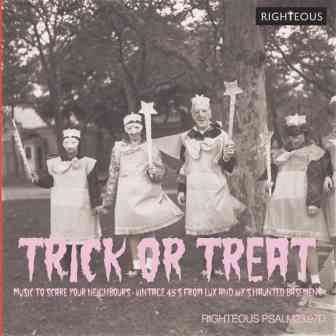 TRICK OR TREAT (Lux and Ivy's haunted 45's) : Music To Scare Your Neighbours