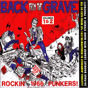 BACK FROM THE GRAVE : Volume 1 + 2