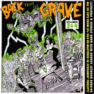 BACK FROM THE GRAVE : Volume 3 + 4