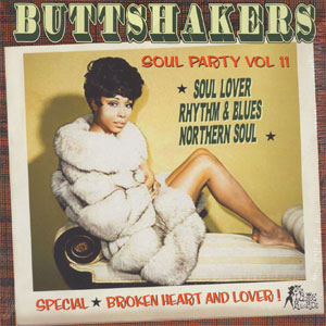 BUTTSHAKERS : Volume 11