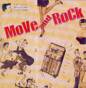 MOVE AND ROCK : Various Artists