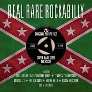 REAL RARE ROCKABILLY : Various