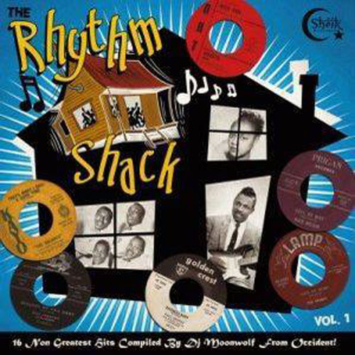 RHYTHM SHACK, THE : Volume 1