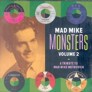 VARIOUS ARTISTS: MAD MIKE MONSTERS VOL .2