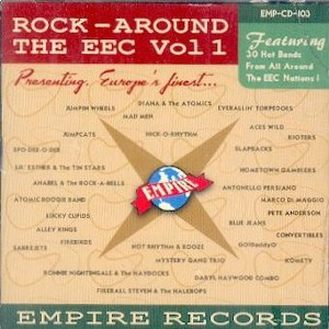 ROCK AROUND THE EEC : Volume 1