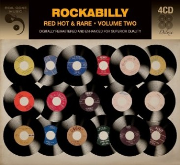 ROCKABILLY RED HOT & RARE : Volume 2