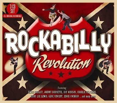 ROCKABILLY REVOLUTION : Various Artists