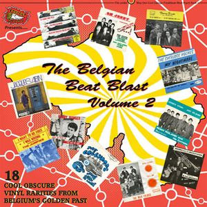 BELGIAN BEAT BLAST, THE : Volume 2