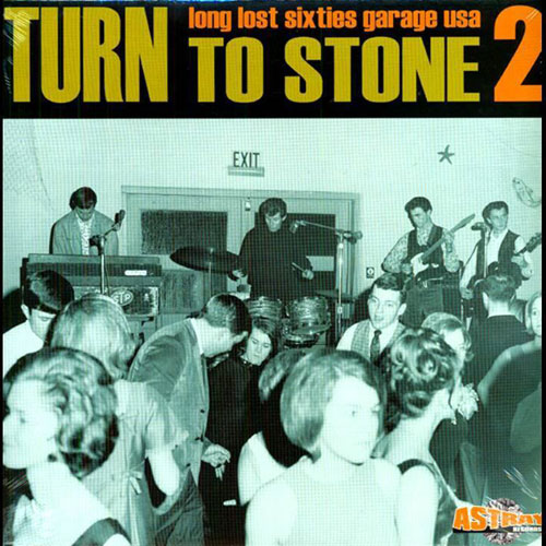 TURN TO STONE : Volume 2