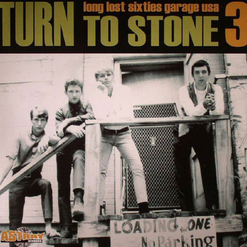 TURN TO STONE : Volume 3