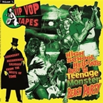 VIP VOP TAPES, THE : Volume 3
